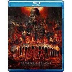 SLAYER - Replentess Killogy Live / blu-ray / BRD