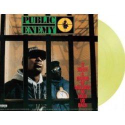PUBLIC ENEMY - It Takes A Nation Of Millions / limitált színes vinyl bakelit / LP