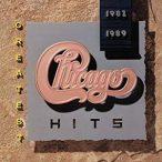 CHICAGO - Greatest Hits 1982-1989 / vinyl bakelit / LP