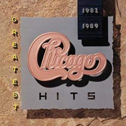 CHICAGO - Greatest Hits 1982-1989 / vinyl bakelit / LP