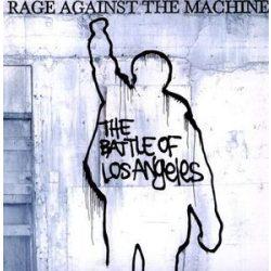 RAGE AGAINST THE MACHINE - Battle Of Los Angeles / vinyl bakelit / LP