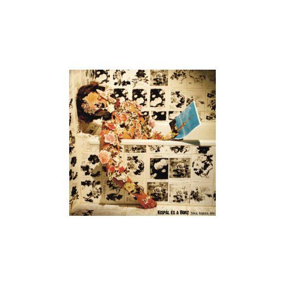 KISPÁL ÉS A BORZ - Sika Kasza Léc / vinyl bakelit / LP