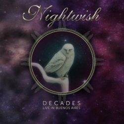 NIGHTWISH - Decades Live In Buenos Aires / vinyl bakelit / 3xLP