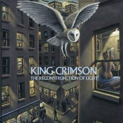 KING CRIMSON - Reconstruction / vinyl bakelit / 2xLP