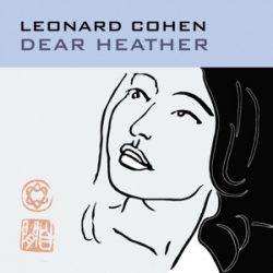 LEONARD COHEN - Dear Heather / vinyl bakelit / LP