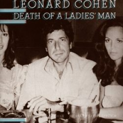 LEONARD COHEN - Death Of A Ladies Man / vinyl bakelit / LP