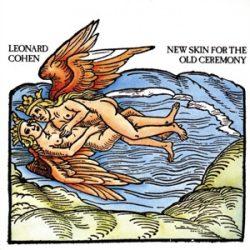 LEONARD COHEN - New Skin For The Old Ceremony / vinyl bakelit / LP