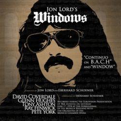 JON LORD - Windows / vinyl bakelit   / 2xLP