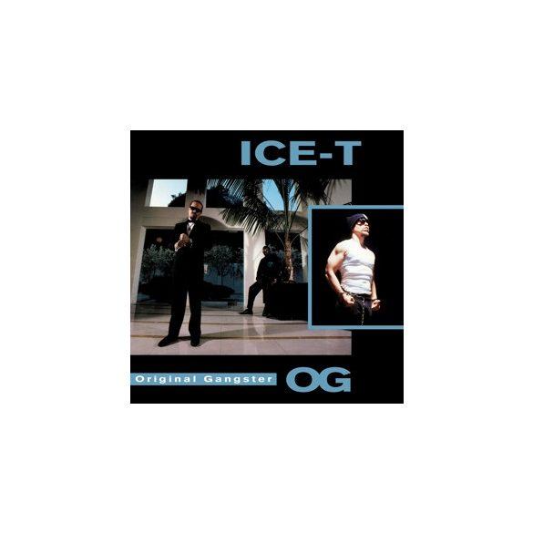 ICE-T. - O.G. Original Gangster / limitált színes vinyl bakelit / LP