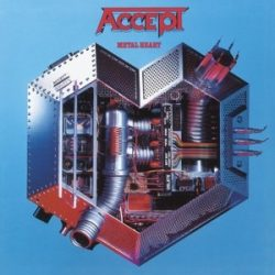 ACCEPT - Metal Heart / vinyl bakelit / LP