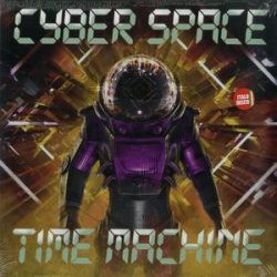 CYBER SPACE - Time Machine / vinyl bakelit / LP