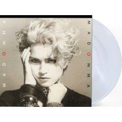 MADONNA - Firts Album / limitált clear vinyl bakelit / LP