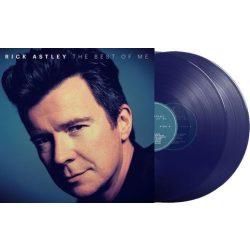 RICK ASTLEY - Best Of Me  / színes vinyl bakelit / LP