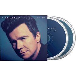 RICK ASTLEY - Best Of Me  / 2cd / CD