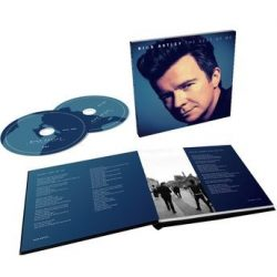RICK ASTLEY - Best Of Me  / deluxe casebound edition 2cd / CD