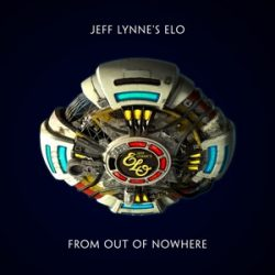 ELECTRIC LIGHT ORCHESTRA - From Out Of Nowhere  / színes vinyl bakelit / LP