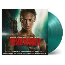 FILMZENE - Tomb Raider / limitált színes vinyl bakelit / 2xLP