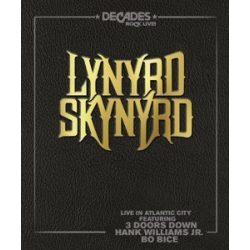 LYNYRD SKYNYRD - Live In Atlantic City / blu-ray / BRD