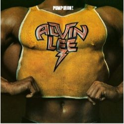 ALVIN LEE - Pump Iron! / vinyl bakelit / LP