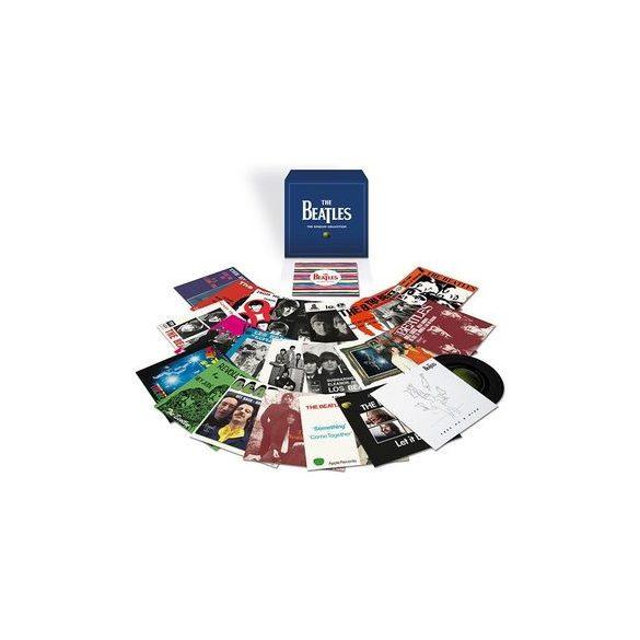 BEATLES - Singles  Box / vinyl bakelit / SP box