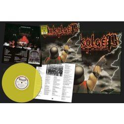 POKOLGÉP - Totális Metál / limitált yellow vinyl bakelit / LP