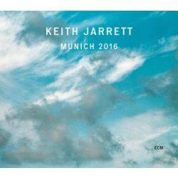 KEITH JARRETT - Munich 2016 / vinyl bakelit / 2xLP