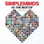 SIMPLE MINDS - 40 The Best Of 1979-2019 CD