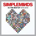 SIMPLE MINDS - 40 The Best Of 1979-2019 / vinyl bakelit / 2xLP