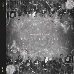 COLDPLAY - Everyday Life / vinyl bakelit / 2xLP