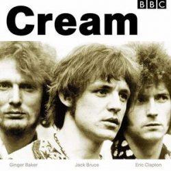 CREAM - BBC Sessions / vinyl bakelit / 2xLP
