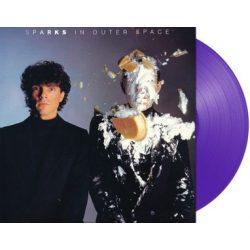 SPARKS - In Outer Space / színes vinyl bakelit / LP