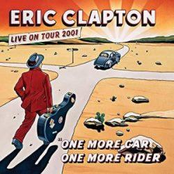 ERIC CLAPTON - One More Car, One More Rider / vinyl bakelit / 3xLP