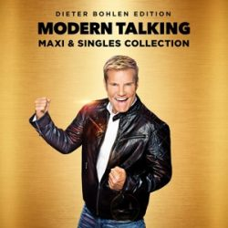 MODERN TALKING - Maxi & Singles Collection / 3cd / CD