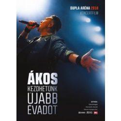 ÁKOS - Kezdhetünk Újabb Évadot Aréna 2018 DVD