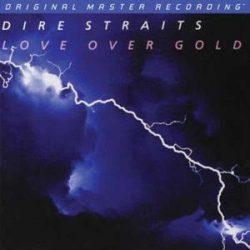 DIRE STRAITS - Love Over Gold / limitált 45 rpm vinyl bakelit / 2xLP