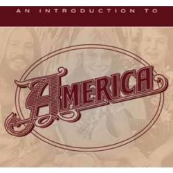AMERICA - An Introduction To America CD