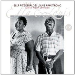 ELLA FITZERALD & LOUIS ARMSTRONG - Classic Album Collection / vinyl bakelit / 3xLP