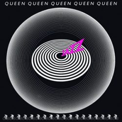 QUEEN - Jazz / vinyl bakelit / LP
