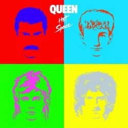 QUEEN - Hot Space / vinyl bakelit / LP