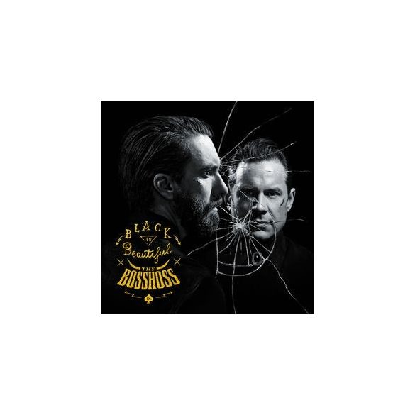 BOSSHOSS - Black Is Beautiful / vinyl bakelit / 2xLP
