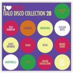 VÁLOGATÁS - I Love ZYX Italo Disco Collection vol.28. / 3cd / CD