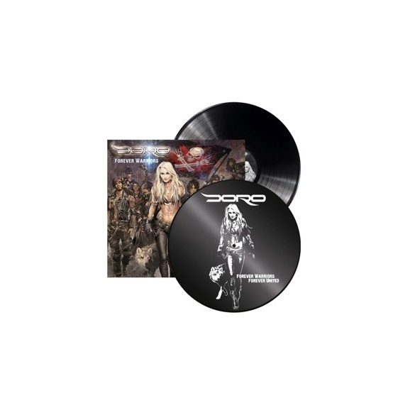 DORO - Forever Warriors / vinyl bakelit / 2xLP