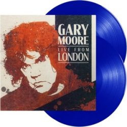 GARY MOORE -  Live From London /vinyl bakelit/ 2xLP