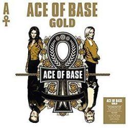 ACE OF BASE - Gold / limitált színes vinyl bakelit / LP