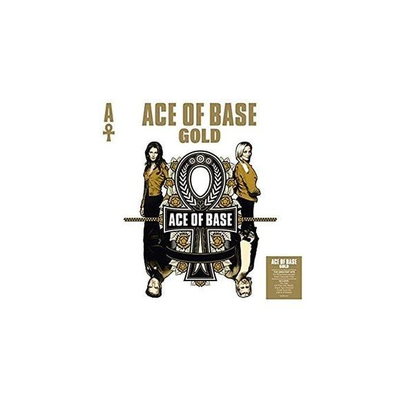 ACE OF BASE - Gold /vinyl bakelit / LP