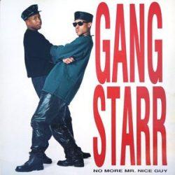GANG STARR - No More Mr Nice Guy / vinyl bakelit / LP