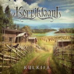 KORPIKLAANI - Kulkija / vinyl bakelit / LP