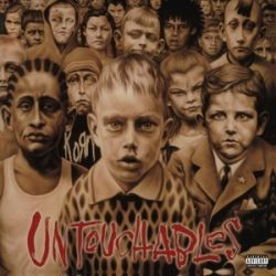 KORN - Untouchables / vinyl bakelit / 2xLP