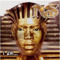 NAS  - I'Am / vinyl bakelit / LP