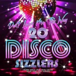 VÁLOGATÁS - 20 Disco Sizzlers / vinyl bakelit / 2xLP